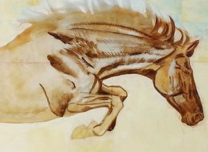 WIP: Horse Over Crow – Continued