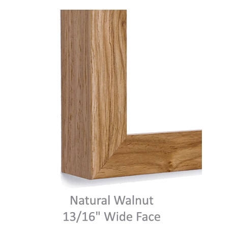 Natural Walnut Frame