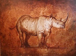 Once Upon A Time: There Were Black Rhinos