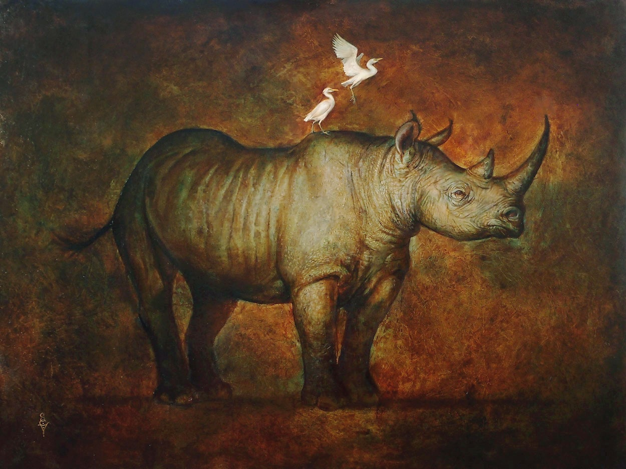 Once There Were Black Rhinos - Finished