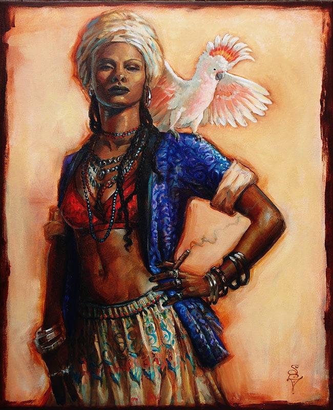 """Pirate Jenny"" by S. C. Versillee"
